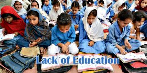 Lack of Education