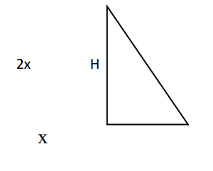 given triangle