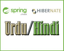 Spring MVC Hibernate JQuery Maven Tutorials Urdu Hindi
